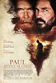 Watch Movie Paul, Apostle of Christ