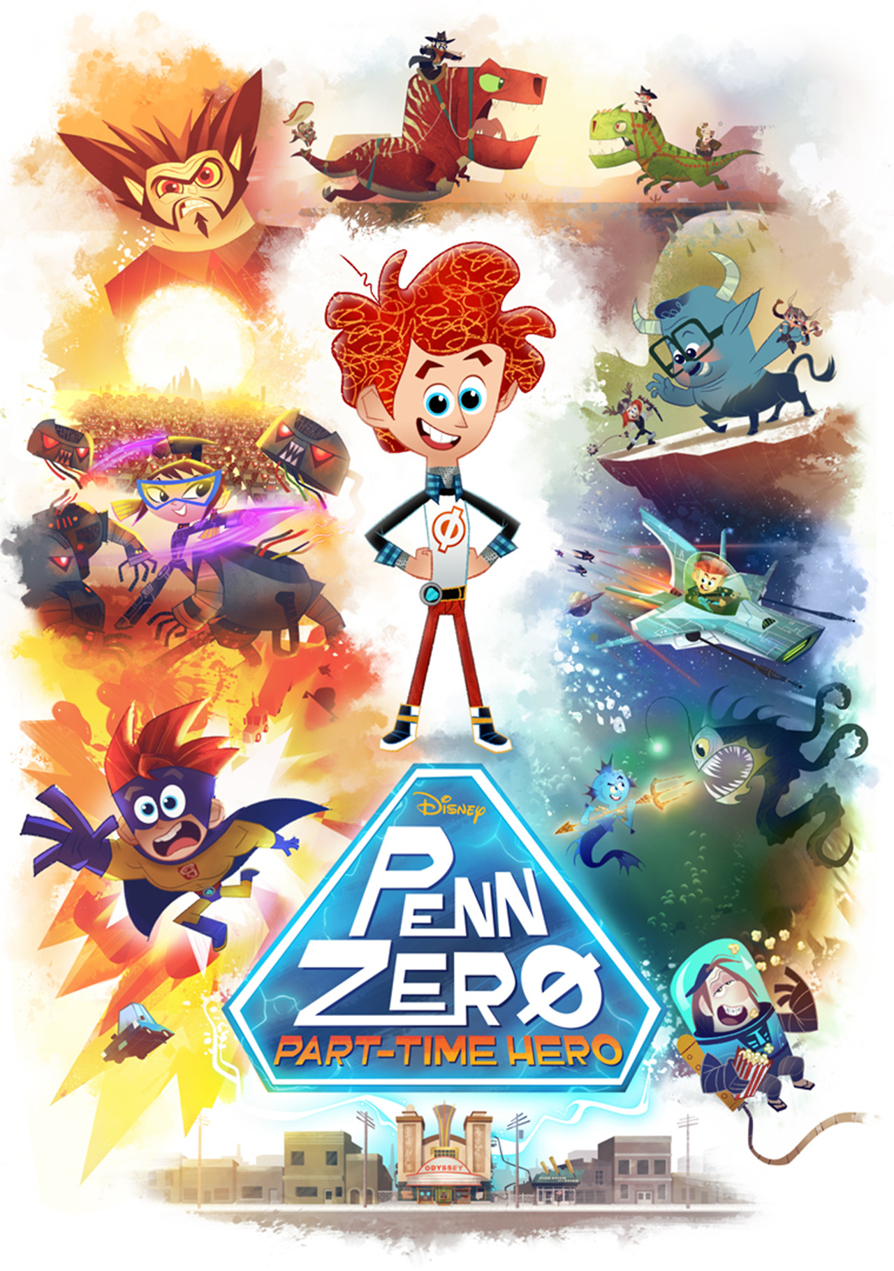 Watch Movie Penn Zero: Part-Time Hero - Season 2