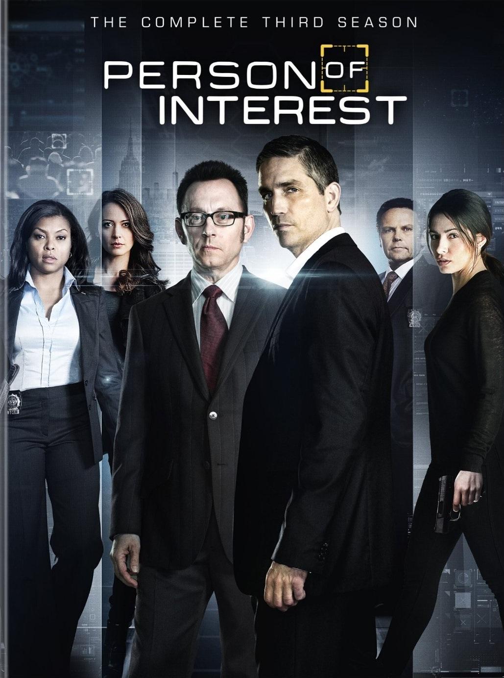 Watch Movie Person Of Interest - Season 3