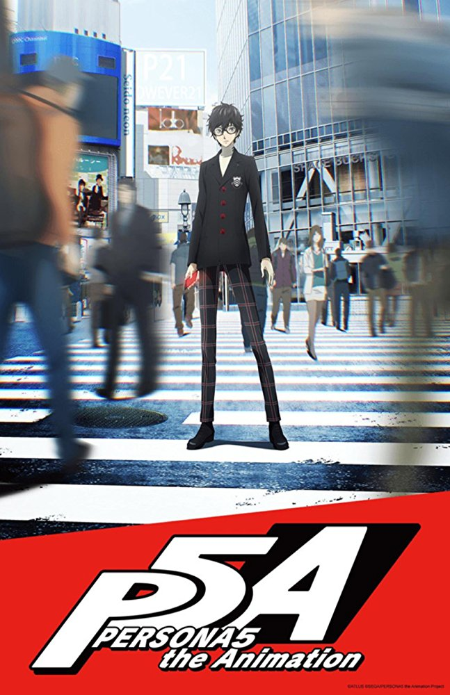 Watch Movie PERSONA 5 the Animation - Season 1
