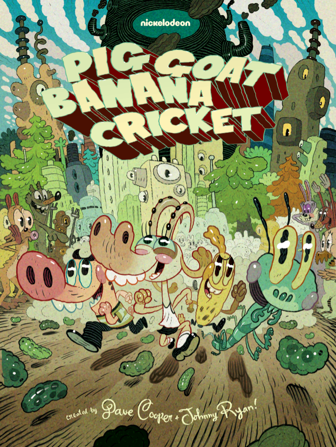 Watch Movie Pig Goat Banana Cricket - Season 2