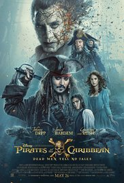 Watch Movie Pirates of the Caribbean: Dead Men Tell No Tales