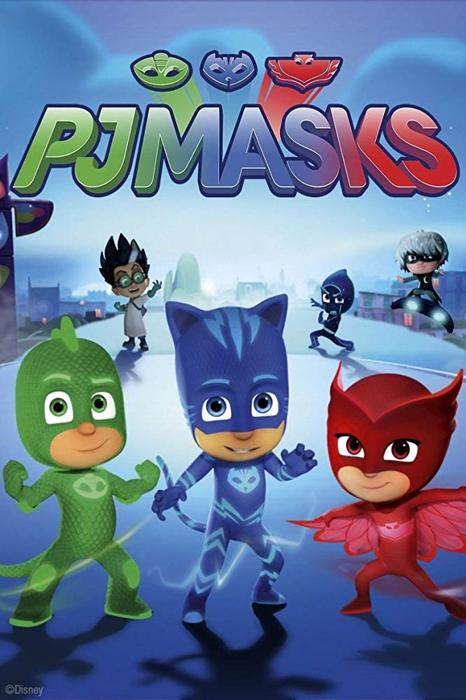 Watch Movie PJ Masks - Season 1