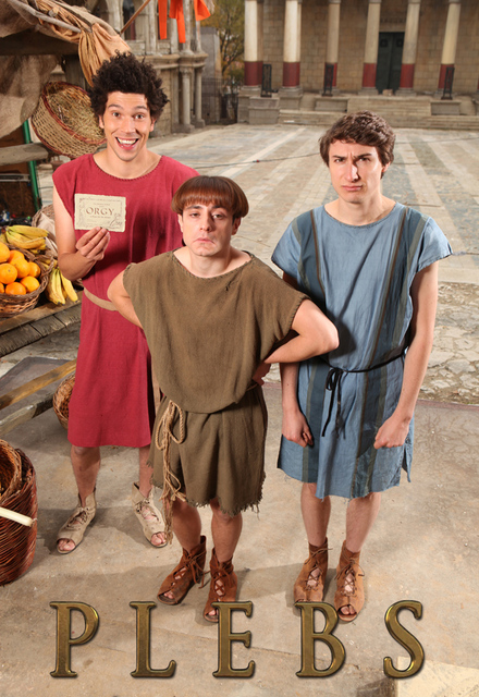 Watch Movie Plebs - Season 3