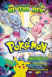 Watch Movie Pokemon The First Movie - Mewtwo Strikes Back