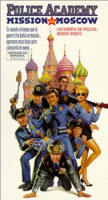 Watch Movie Police Academy: Mission to Moscow