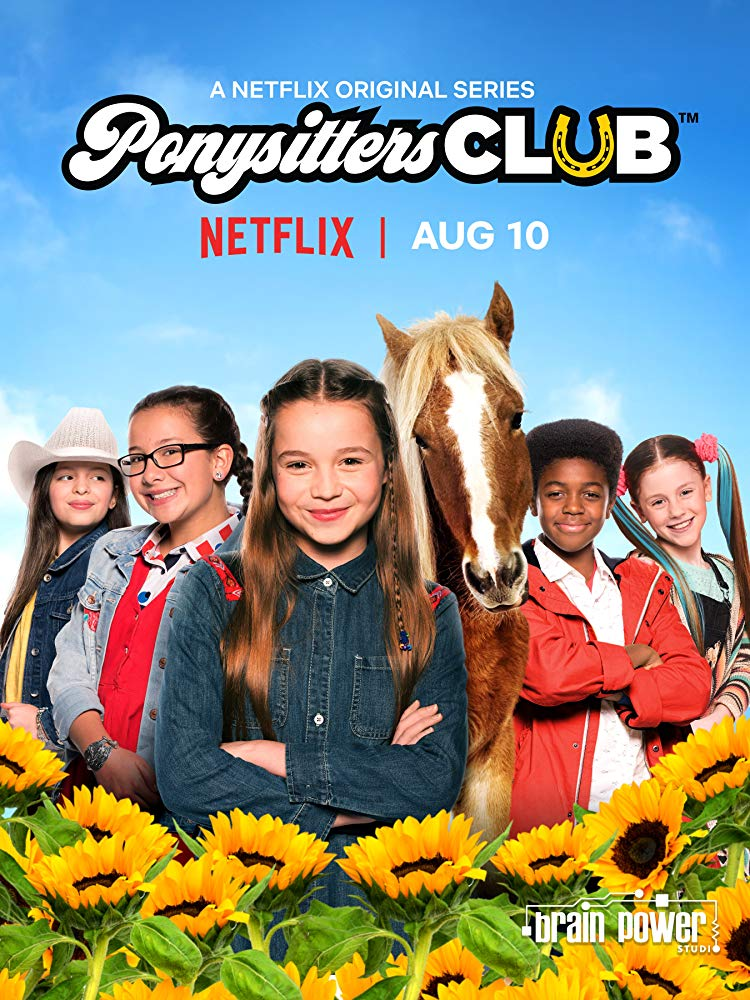 Watch Movie Ponysitters Club - Season 1