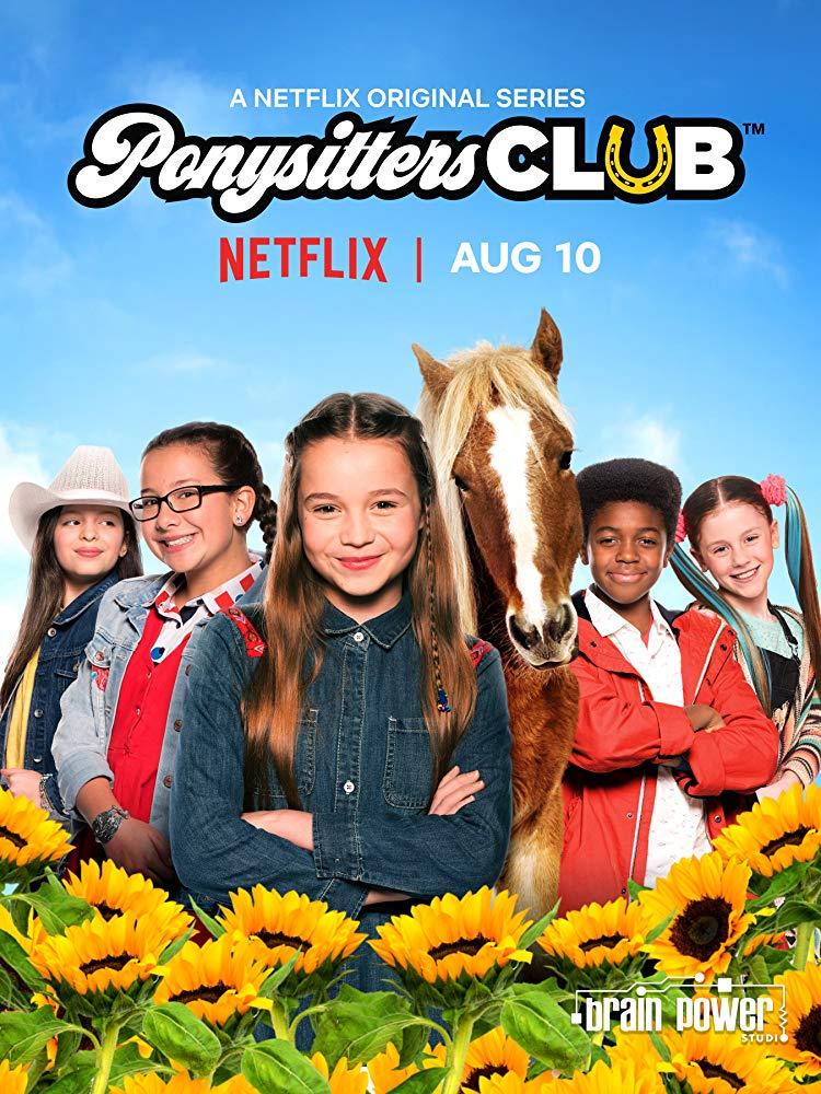 Watch Movie Ponysitters Club - Season 2