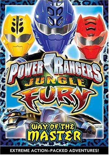 Watch Movie Power Rangers Jungle Fury