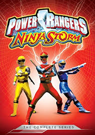 Watch Movie Power Rangers Ninja Storm - Season 11