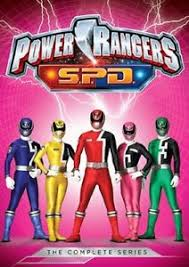 Watch Movie Power Rangers S.P.D. - Season 13
