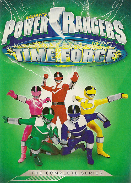 Watch Movie Power Rangers Time Force