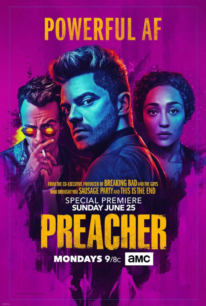 Watch Movie Preacher - Season 2