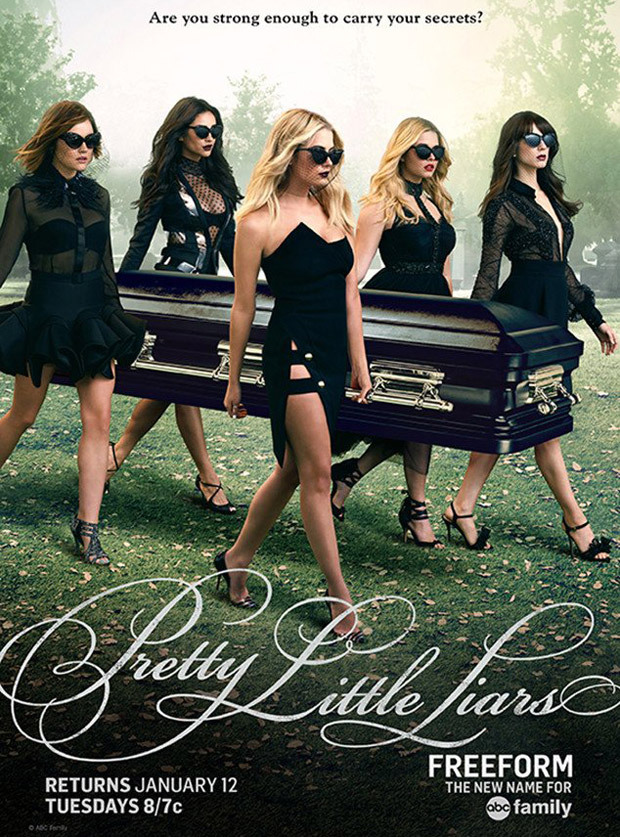 Watch Movie Pretty Little Liars - Season 7