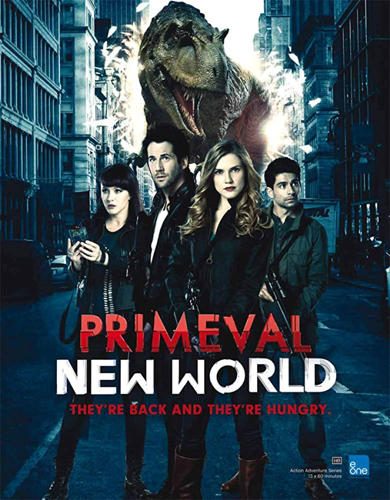 Watch Movie Primeval New World - Season 1
