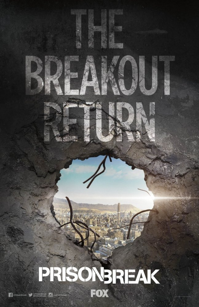 Watch Movie Prison Break - Season 5