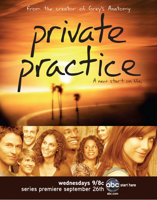 Watch Movie Private Practice - Season 4