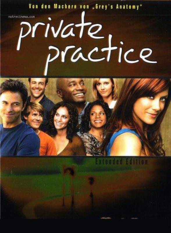 Watch Movie Private Practice - Season 5