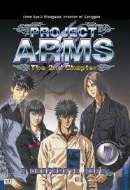 Watch Movie Project ARMS