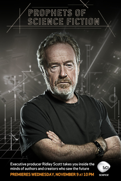 Watch Movie Prophets of Science Fiction - Season 1