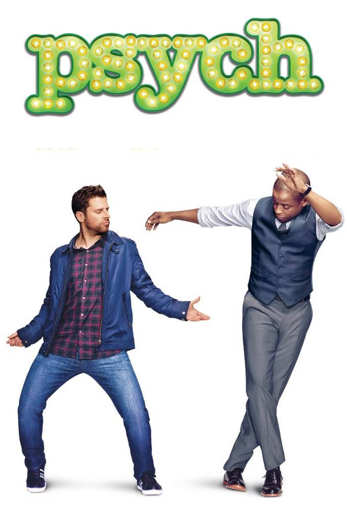 Watch Movie Psych - Season 2