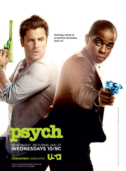 Watch Movie Psych - Season 8