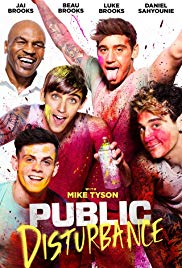 Watch Movie Public Disturbance