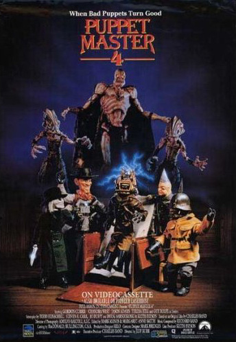 Watch Movie Puppet Master 4