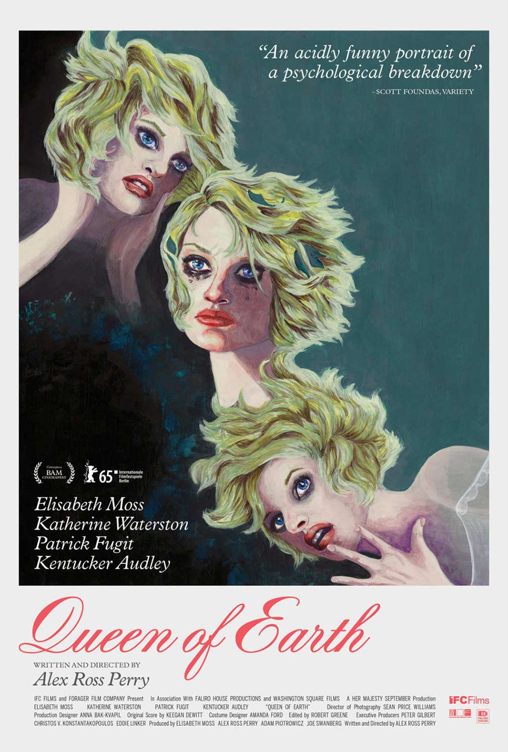 Watch Movie Queen of Earth