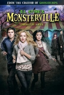 Watch Movie R L Stines Monsterville The Cabinet of Souls