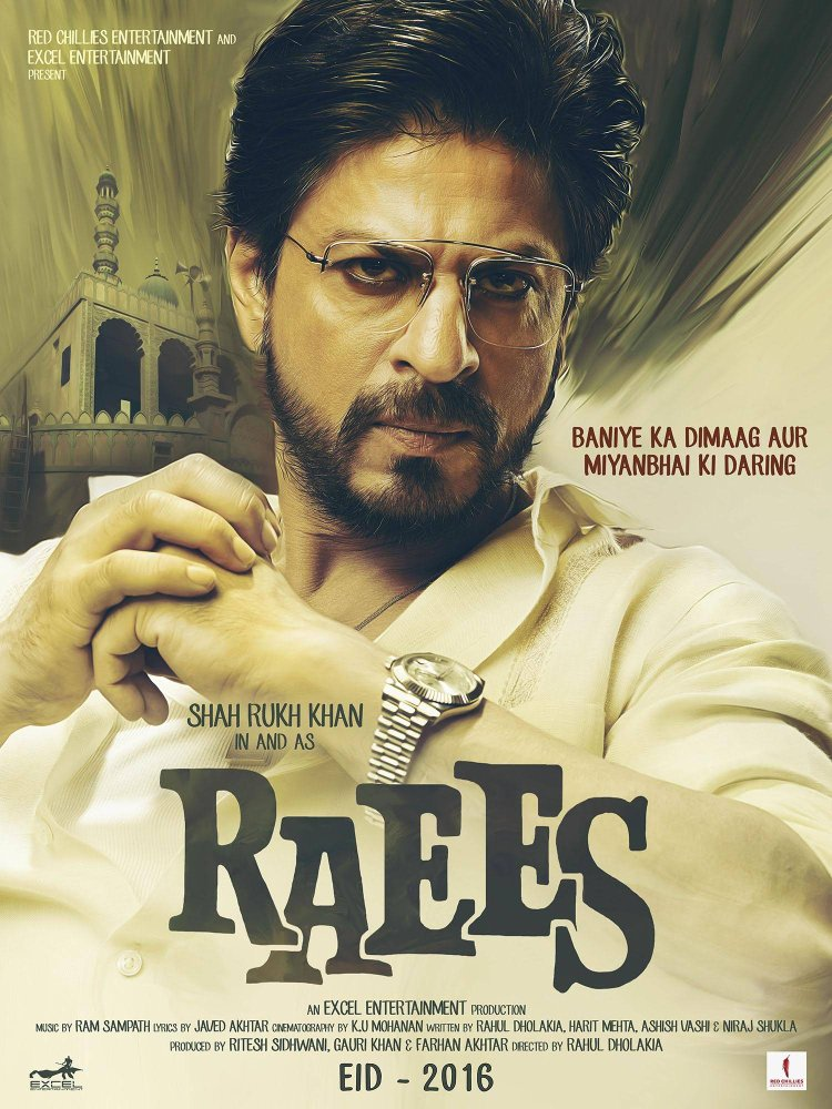 Watch Movie Raees