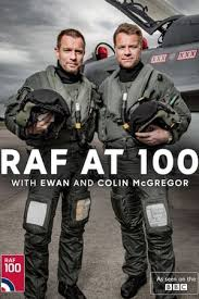 Watch Movie RAF at 100 with Ewan and Colin McGregor