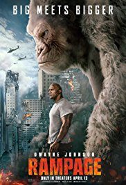 Watch Movie Rampage (2018)