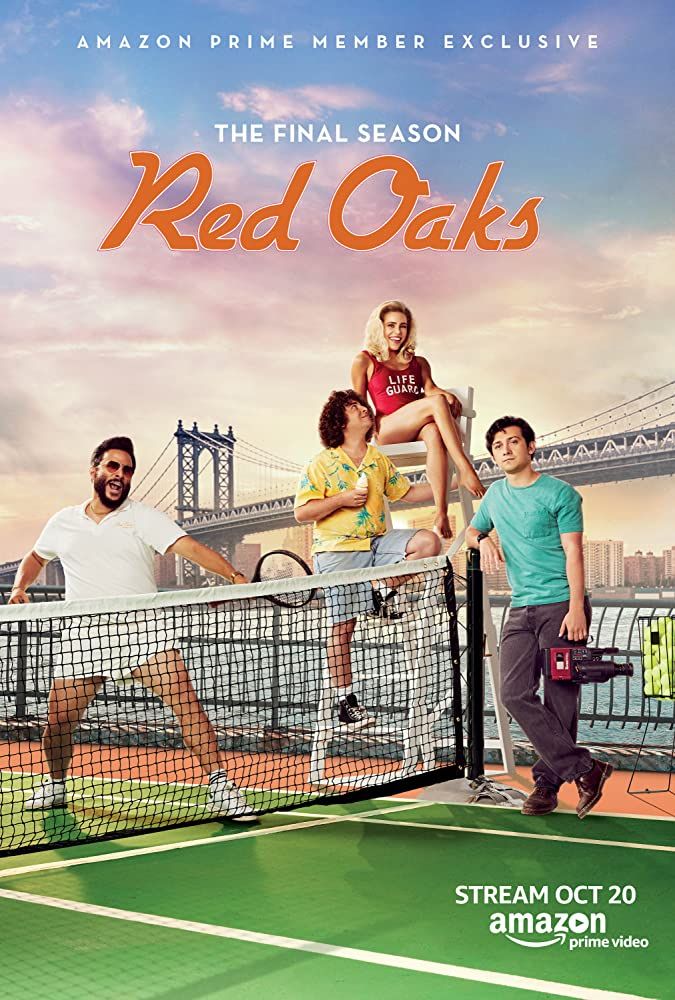 Watch Movie Red Oaks - Season 1