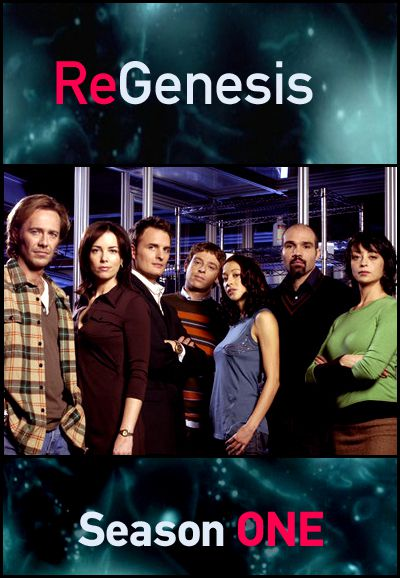 Watch Movie ReGenesis - Season 1