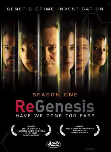 Watch Movie ReGenesis - Season 2