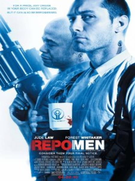 Watch Movie Repo Men