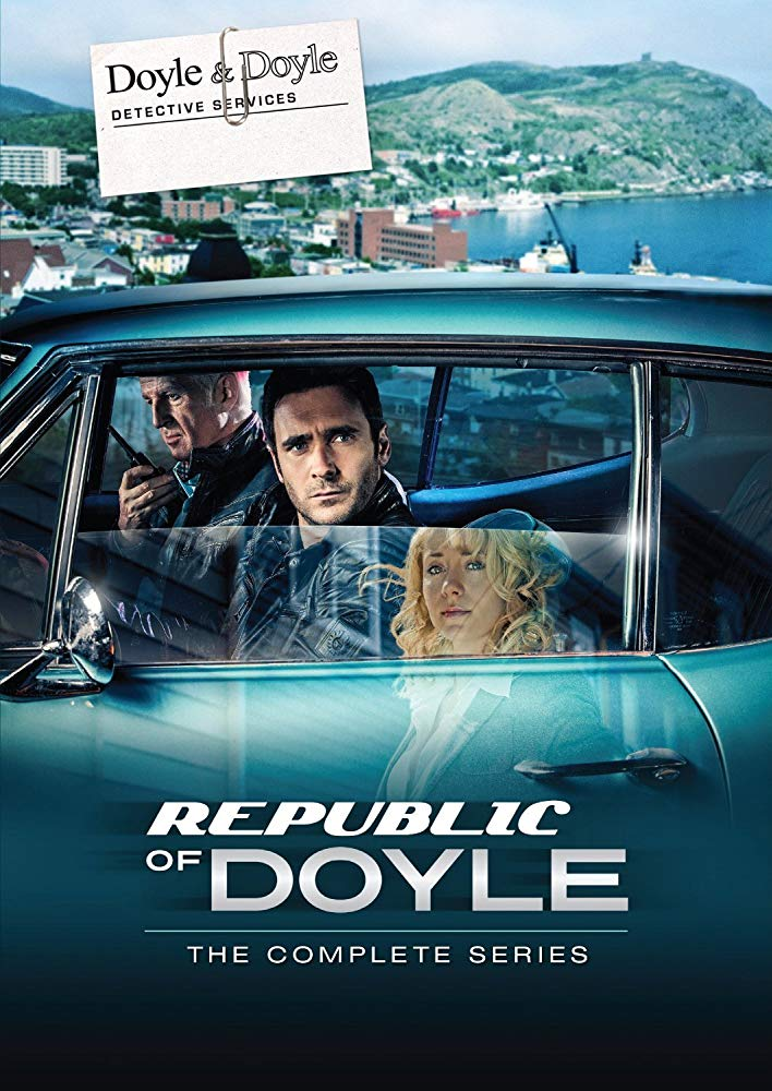 Watch Movie Republic of Doyle - Season 3