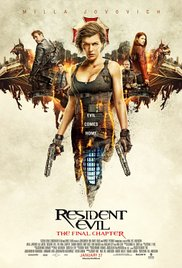 Watch Movie Resident Evil: The Final Chapter