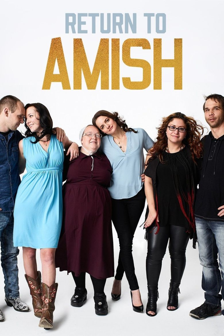 Watch Movie Return To Amish - Season 5