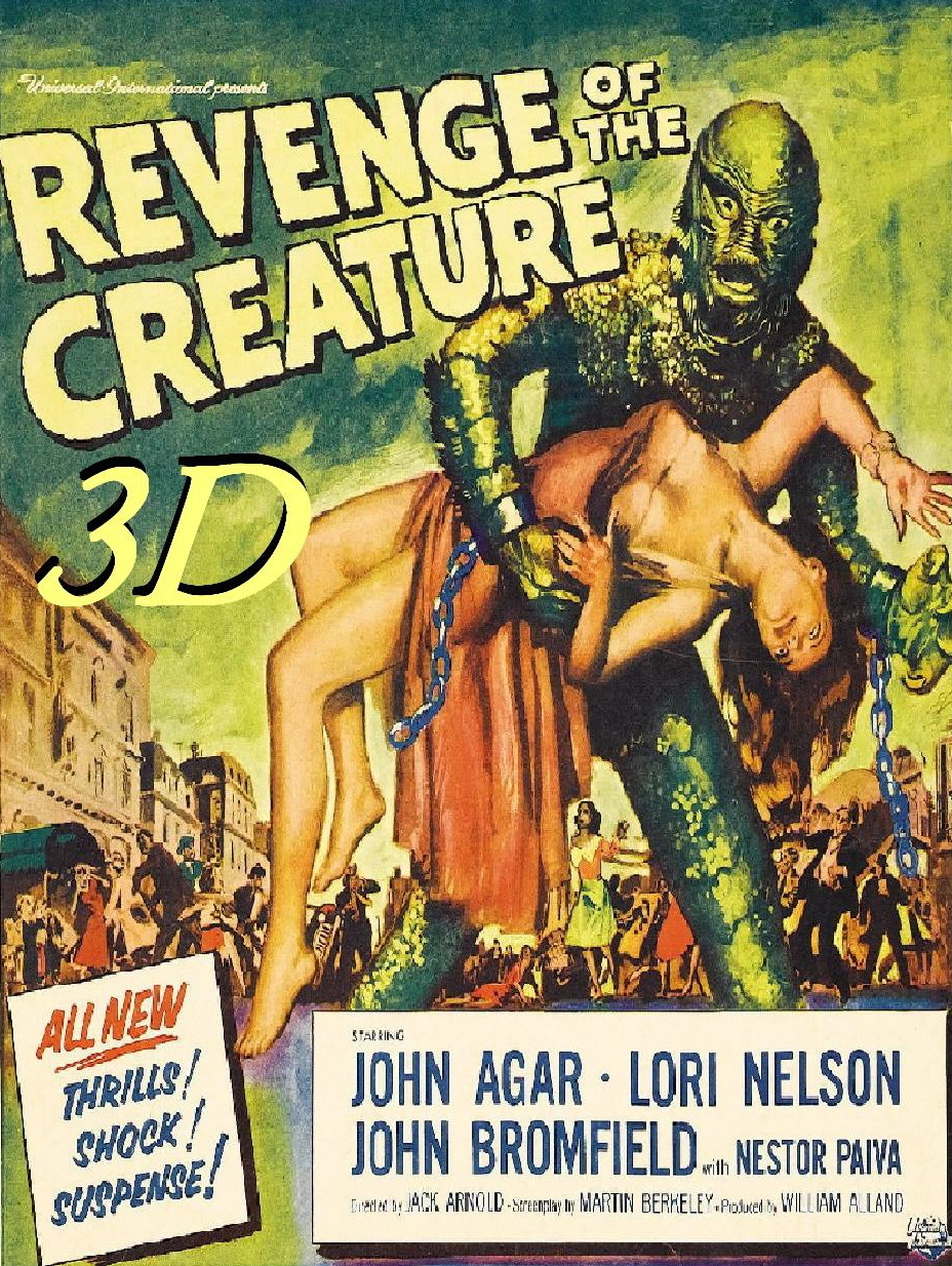 Watch Movie Revenge of the Creature