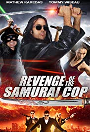 Watch Movie Revenge of the Samurai Cop