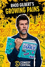 Watch Movie Rhod Gilbert's Growing Pains - Season 1