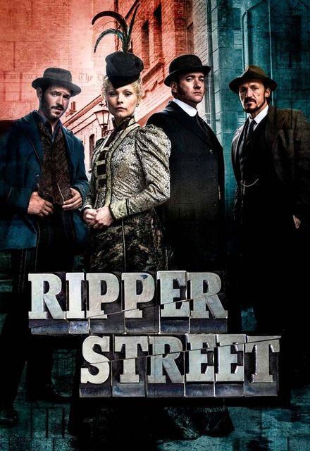 Watch Movie Ripper Street - Season 4