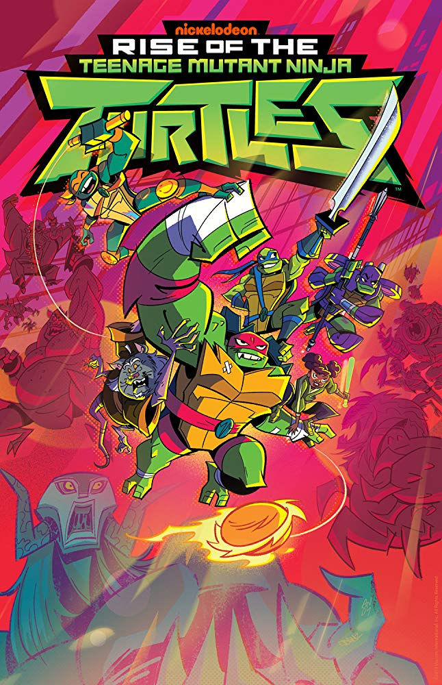 Watch Movie Rise of The Teenage Mutant Ninja Turtles - Season 2