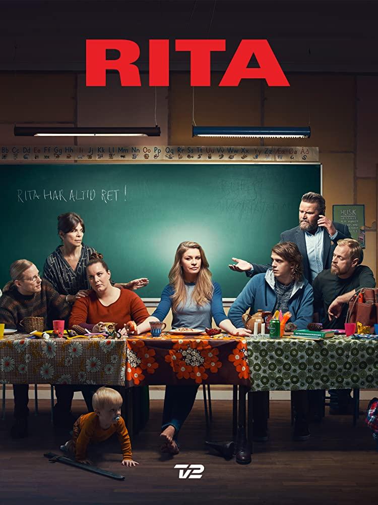 Watch Movie Rita - Season 4