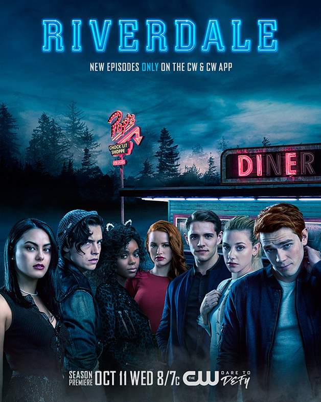 Watch Movie Riverdale - Season 2