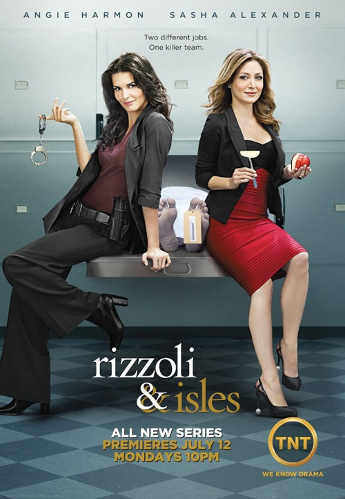 Watch Movie Rizzoli and Isles - Season 1