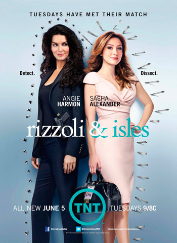 Watch Movie Rizzoli and Isles - Season 7