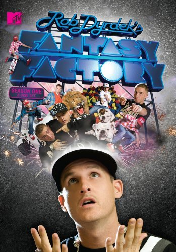 Watch Movie Rob Dyrdek's Fantasy Factory - Season 3